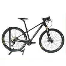 2018 Mountain Mtb carbon fiber bike complete bicycle carbon BICICLETTA