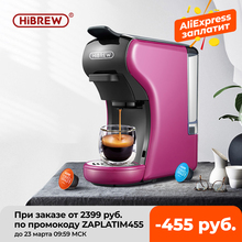 Coffee-Machine Capsule Espresso Kcup-Pod Dolce Gusto Hibrew 3-In-1 Ground 19-Bar Compatible