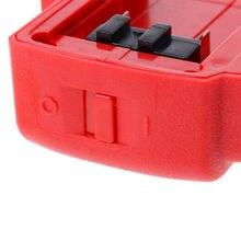 Usb порты зарядное устройство адаптер конвертер портативный аксессуары для Milwaukee M18 PAK55