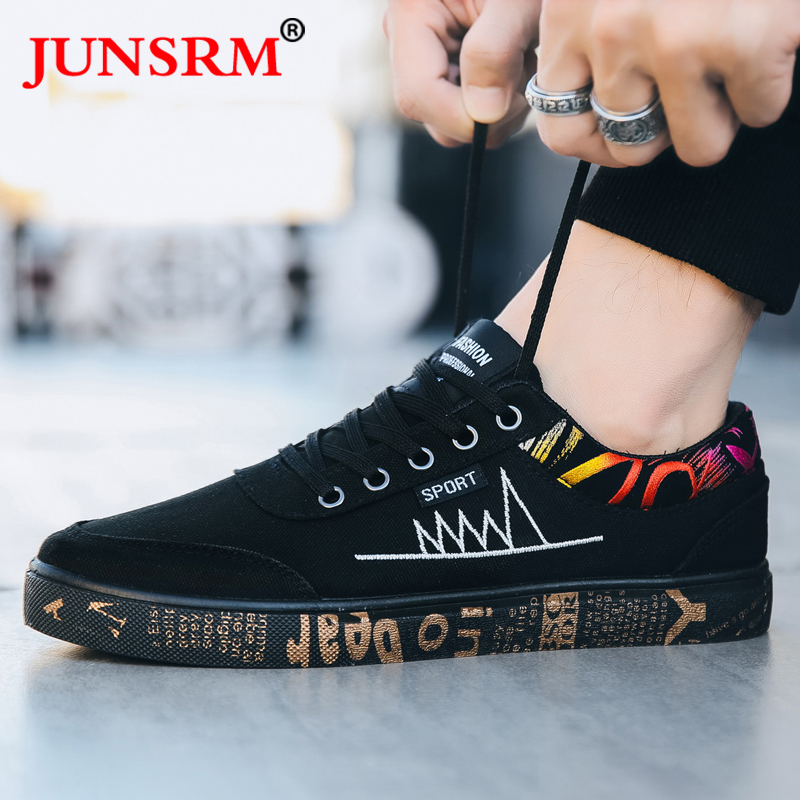 Sneakers Shoes Skateboarding-Shoes Sports New Outdoor Lace-Up Lightweight Low Men Low-Top