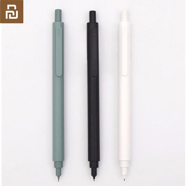 Youpin Kaco Tên Lửa Cơ Bút Chì Nhật Bản Nhập Khẩu Kim Loại Chuyển Động 0.5 Mm Bút Chì HB Dẫn Vẽ Học Tập Cho Học Sinh Trẻ Em