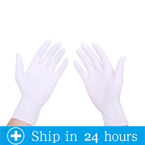 Image 5 - 50/100 PCS Transparent Disposable PVC Gloves Dishwashing/Kitchen /Latex/Rubber/Garden Gloves Universal For Home Cleaning