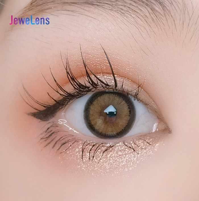 Lente colorida da cor das lentes de contato de jewelens para os olhos cosméticos coloridos con 3 tonificam a série adorável