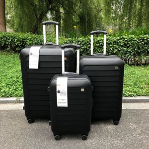 Image 2 - TRAVEL TALE women expand kofferset hard ABS travel suitcase men luggage sets 3 pieces
