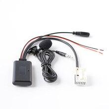 Allomn para rcd210 rcd300 rcd310 rns300 rns310 12 pinos bluetooth mp3 adaptador módulo acessórios do carro