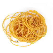200 PCS/bag High Quality Office Rubber Ring Bands Strong Elastic Stationery Holder Band Loop School Supplies