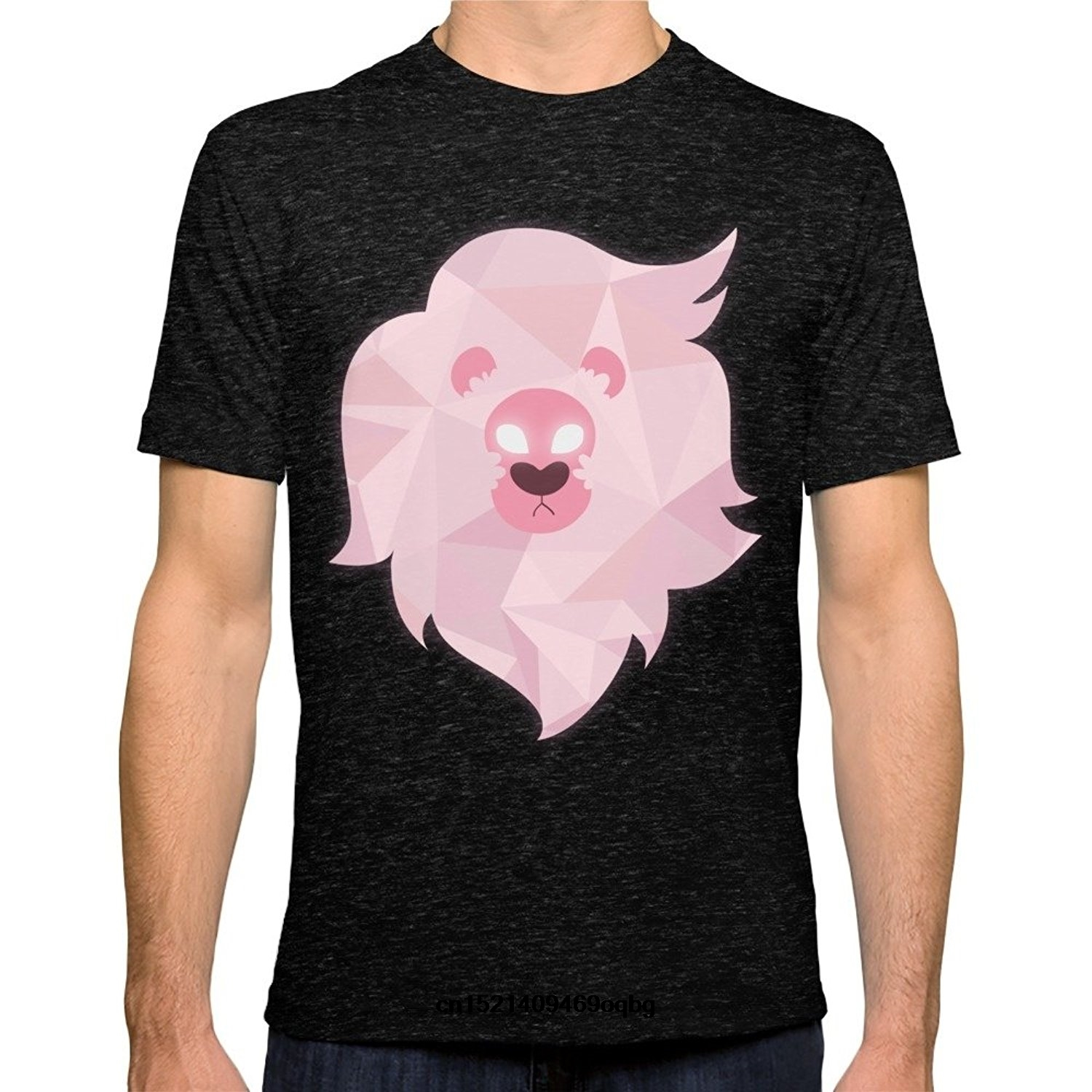 100% Cotton For Casual Printed Tee Size Short Sleeve Men Printing Machine Steven Universe O-Neck T Shirts