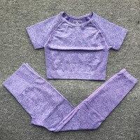 0308 Purple Top Pant