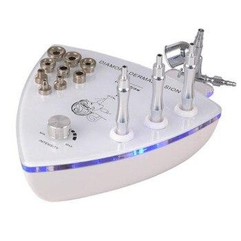 Новый многофункциональный уход за кожей лица вода для лица дермабразия алмазный наконечник Вакуумная очистка кислородный спрей микродерм