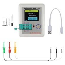 lcr Meter lcr-tc1 Transistor Tester tc1 1.8 inch Display Multi-function tft