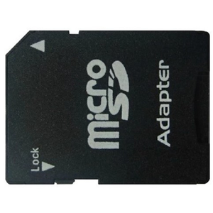 Image 3 - Popular Micro SD TransFlash TF To SD SDHC Memory Card Adapter Convert Into SD Card Memory Card Adapters