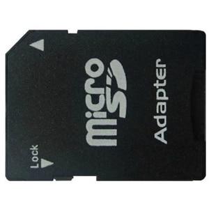 Image 3 - 人気のマイクロ SD の Transflash Tf SD SDHC メモリカードアダプタに変換 SD カードメモリカードアダプタ