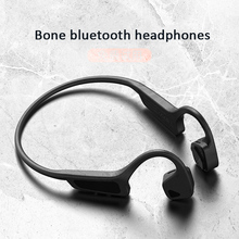 Bone conduction headset Bluetooth 5.0 high quality  wireless headphones sports sweat proof Bluetooth wireless earphone