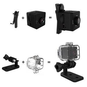 Image 5 - Mini cámara HD de 1080P con Sensor de movimiento y visión nocturna, grabadora de vídeo gran angular, videocámara secreta resistente al agua