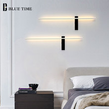 Led Light Wall Sconce Lamp 110v 220v Modern Lights Bathroom Mirror Font Living room Bedroom Wandlamp