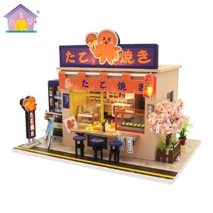Japanese shop DIY DollHouse Wo