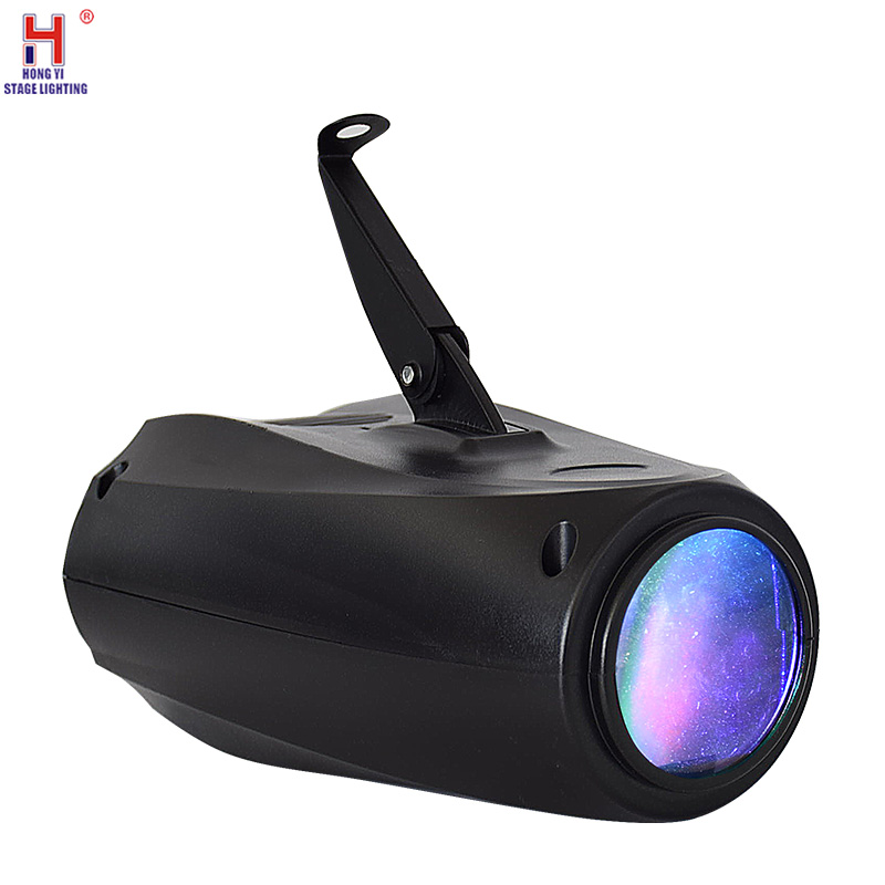 Professional Stage Dj Light 64 LEDs RGBW Light LED Small Airship Magic Stage Light Dj Bar Wedding Party Lights