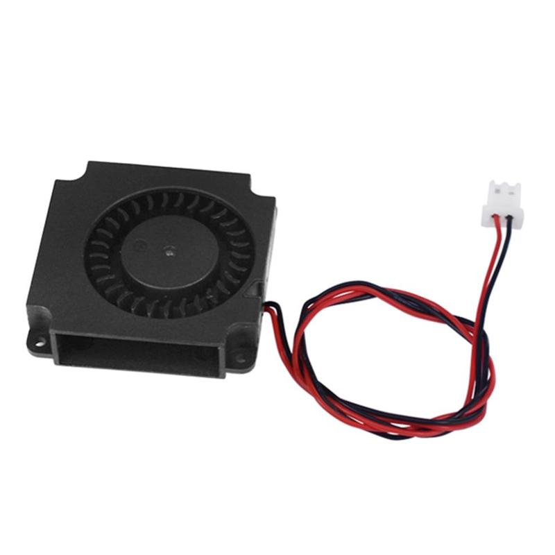 2-pin 40mm x 10mm DC Brushless Fan Mini Computer Fans 4010 12V Cooling Cooler