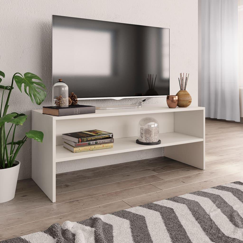Modern Teak Tv Meubel.Hot Modern Tv Stand Living Room Furniture High Quality Vidaxl