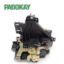 3B1 837 015AN 3B1837015AN FRONT LEFT SIDE DOOR LOCK ACTUATOR CENTRAL MECHANISM FOR VW POLO 9N  T5 CADDY III SKODA FABIA SEAT for seat ibiza skoda fabia vw polo caddy front left door lock mechanism 5j1837015