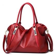 2020 new bucket bag head layer cowhide handbag simple large-capacity ha