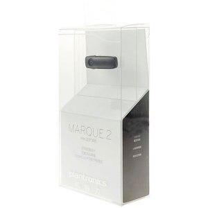 Image 5 - Оригинальная Мобильная Bluetooth гарнитура Plantronics Brand 2 M165 с голосовым управлением и микрофоном с шумоподавлением для Xiaomi Sumsung S10