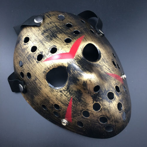 Friday The 13th Halloween Myers Jason VS. Freddy Mask 4