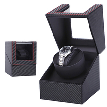Anti-Static Winder High Quality Motor Shaker Winder Holder Automatic Mechanical Watch Winding Box