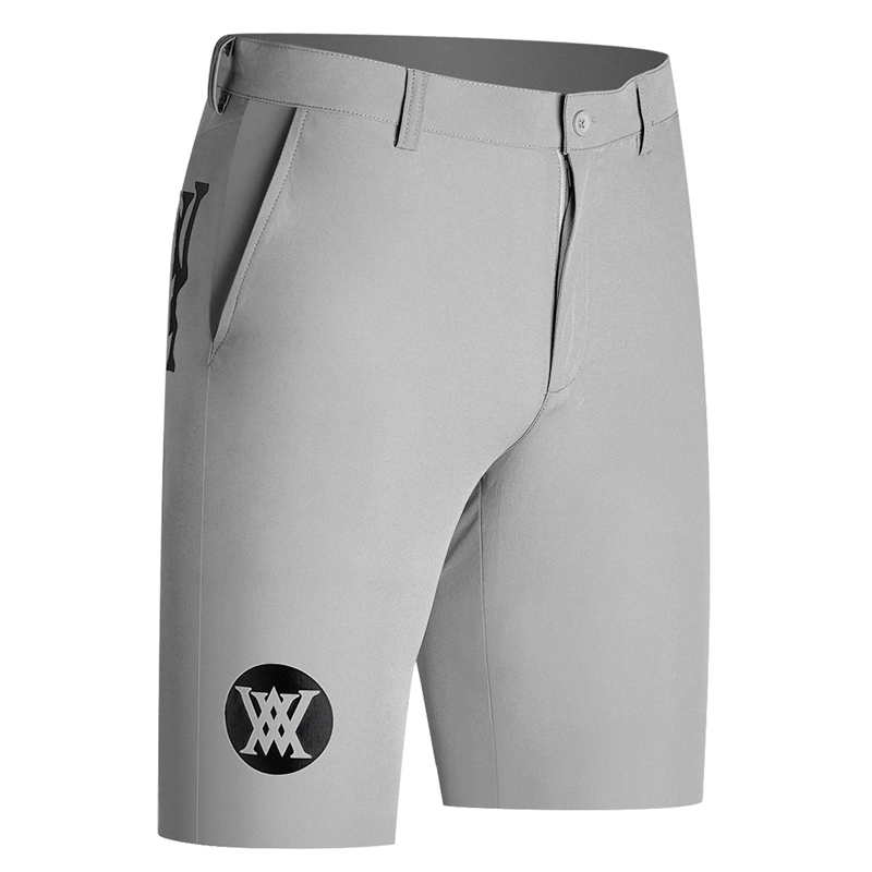 Men New Golf Fashion Clothing Men's Shorts Quick-Drying Breathable Slim Fit GOLF Spring And Summer Outdoor Sports Shorts