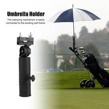 Durable Golf Club Umbrella Holder Stand For Bike MTB Buggy Cart Baby Pram Wheelchair Dropship