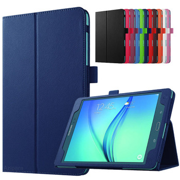 New Magnetic Coque for Samsung Galaxy Tab A 8.0 (2015) T350 T355 Case Smart Auto-Sleep PU Leather For - discount item  25% OFF Tablet Accessories