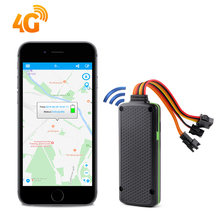 4G GPS Realtime Tracking Waterproof GPS Locator Motor Gsensor Vibration Vehicle GPS Tracker for Car Truck Motorcycle Positioning cheap YANHUI 89(L) x 37(W) x 12(H) Under 2 Inches Remote Control Europe 30 Hours Up TK319-L