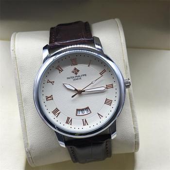 Mens Watches Top Luxury Brand Analog Watch Men Stainless Steel Waterproof Quartz Wristwatch Date Relogio Masculino 8841
