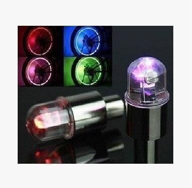 Bicycle Colorful Hot Wheels Wheel Light Qi Men Deng Vibration Hot Wheels Single Price