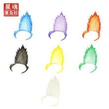 Tamashii effet Impact énergie Aura Figuarts Fix Saint Seiya dragon ball Action jouet figurines modèle jouets accessoires