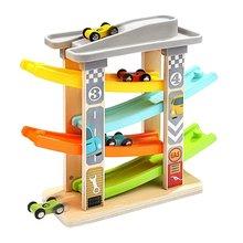 Детская Игрушечная машина для детей 3 6 лет 4 мини автомобиля