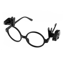 Eyeglass and Tools Universal Portable Mini LED Eyeglass Clip On Book 2pcs Flexible Book Reading Lights Night Light cheap oobest CN(Origin) Button Cell LED Bulbs 11190 Can be clipped on the glasses