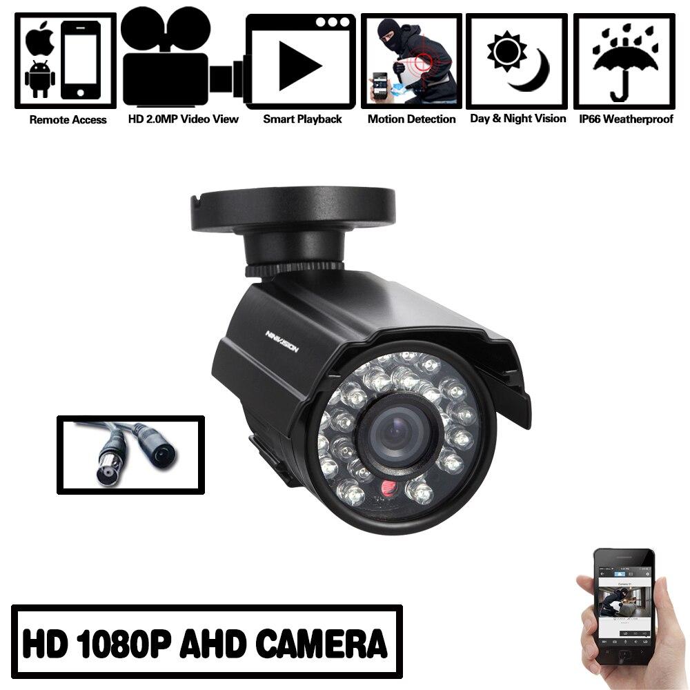 NINIVISION 1/3'' SONY IMX323 3000TVL AHD Camera AHD H 1080P Full HD CCTV Surveillance Security Camera Outdoor IP66