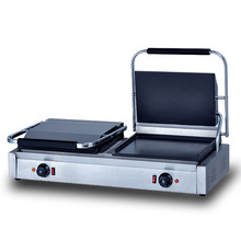 BS-813E Double-head Platen Sizzling Steak Special Furnace Sandwich Machine Double-sided Electric Oven