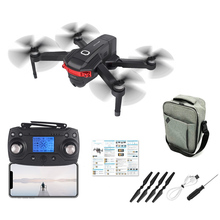 RC Drone Mini Foldable Selfie Dron with Wifi FPV 2MP Camera Dual GPS Follow Me Altitude Hold Quadcopter Toy VS SJRC F11 E58 E511 цены онлайн