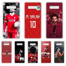 Фото - football soccer athlete Mohamed Salah Phone Case For SamSung Galaxy S 7 8 9 10 11 20 a 20e 50 51 70 71 Plus Edge Ultra ahmed mohamed salah gestión administrativa del proceso comercial adgd0308