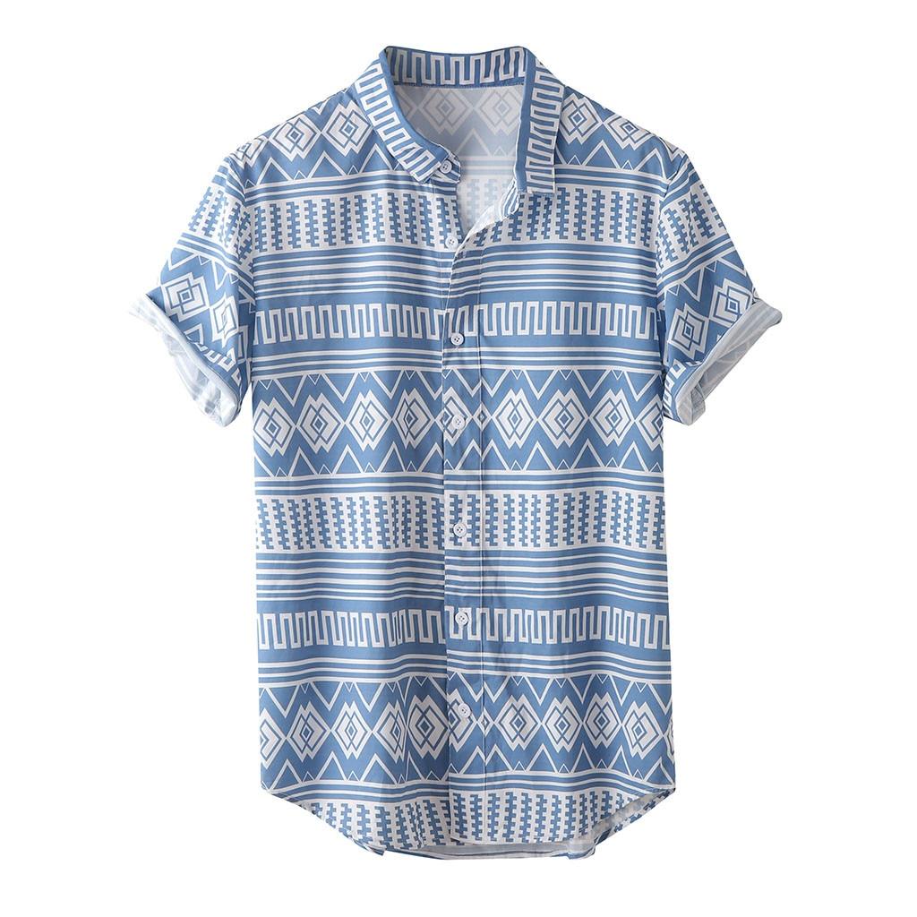 Men's Summer Fashion Lapel Multi Pocket Pure Color Short Sleeve Shirt Top Blousestranger Things Hoodies  Pokemon Tactical Pants