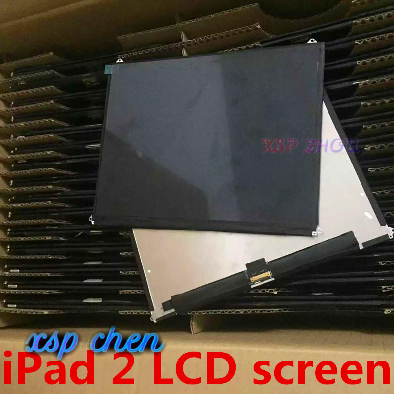free shipping for Apple iPad 2 iPad2 2nd A1395 A1397 A1396 Tablet LCD Display Screen Replacement free shipping