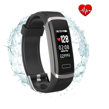 GT101 Smart Bracelet Band real-time monitor heart rate & sleeping best Couple Fitness Tracker