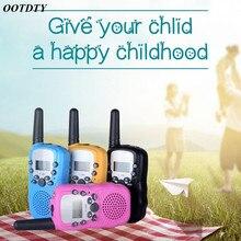 1 זוג ילד ילדים ווקי טוקי הורות משחק נייד טלפון טלפון מדבר צעצוע 3 5 קילומטר טווח לילדים