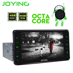 "Image 5 - JOYING GPS סטריאו אנדרואיד 8.1 רכב רדיו 4GB + 64GB BT DSP אוקטה Core 1DIN 6.2 ""אוטומטי ראש יחידה carplay SWC תמיכה 4G עם משלוח OBD"
