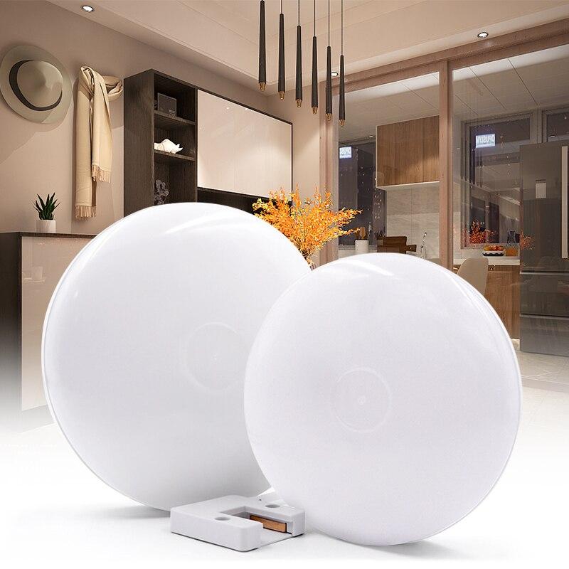 Led-deckenleuchte 9W 13W 18W 24W 36W Unten Licht Oberfläche Montieren Panel Lampe AC 85-265V Einbau Beleuchtung Lampen Für Home Decor Licht