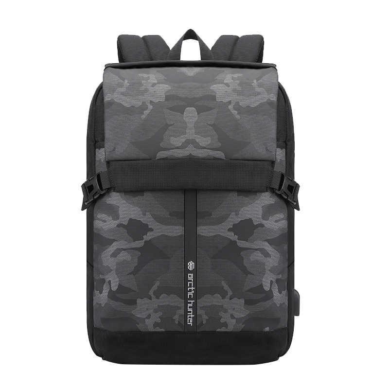 TIANHOO 高品質男性のビジネスカジュアルバックパックアウトドア旅行コンピュータバックパック軽量バックパックバッグ
