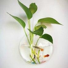 Vase-Terrarium-Container Vase-Decoration Planter Glass Flower Home 1PC High-Borosilicate