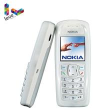Used Nokia 3100 GSM 900/1800 Support Multi-Language Unlocked